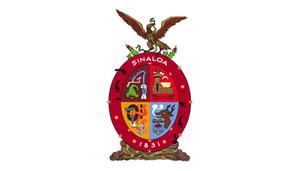 150cm * 90cm 멕시코 깃발 Sinaloa 사본 깃발 3 * 5FT 폴리 에스테 주문 장식적인 걸기 훈장을위한 집 깃발