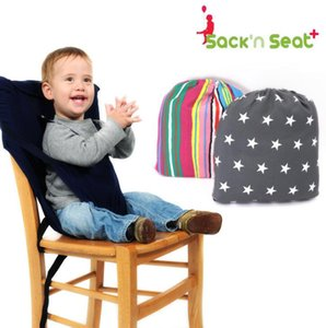 10 Colors Children's Dining Chair Bag Baby Out Portable Dining Multifunctional Large-capacity Dining Chair Bag free shipping