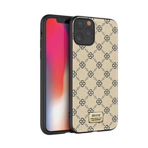 Caixa do telefone do designer para Iphone 11 Pro Max 6 7 8 Plus XS MAX XR Moda Brands Cobertura completa a caixa do telefone de luxo