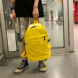 New Backpack Oxford Shoulder Sport Superme Large-Capacity Fashion Luxury Travel Bag Student 30*42*16CM 2019 Backpack Outdoor Hip-Hop Pa Aejx