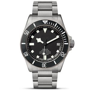 montres de luxe pour hommes montres automatiques de machines 43mm Grand cadran en acier inoxydable bracelet d'affaires Casual montre-bracelet président designer Luxusuhr