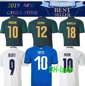 2019 2020 ايطاليا لكرة القدم جيرسي المنزل بعيدا INSIGNE النهضة قميص كرة القدم كيليني بونوتشي BERNARDESCHI BELOTTI SENSI BARELLA