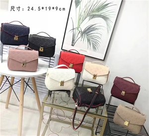 2019 Design Women's Handbag Ladies Totes Clutch Bag High Quality Classic Shoulder Bags Fashion Leather Hand Bags Mixed order handbag124