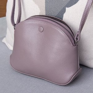 Genuine Leather Shoulder Bag Ladies Small Crossbody bags for female Messenger Bag Purse Fashion Wallets Women's Handbags