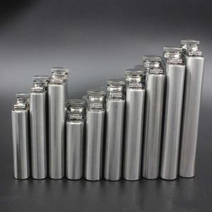 Hediyeler HHAA783 için 5oz 6oz 7 oz 304 8oz Paslanmaz Çelik Açık Kamp Taşınabilir Hip mataralar 4oz 3oz 1oz Paslanmaz Çelik Hip Flask