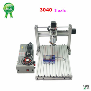 Engraving machine DIY CNC 3040 3axis CNC Router  Engraving Drilling and Milling Machine