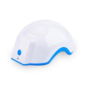 Hızlı DHL Lazer Saç Büyümesi Kask Anti Saç Dökülmesi Tedavisi Makinesi lazer saç çıkarma sistemi kapağı