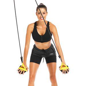 Pilates Profesional tire de la cuerda del tubo de alta elasticty Gimnasio Piscina fuerza del brazo Trainer unisex Swim web Para Fitness Equipment Supply 59dp5 E191