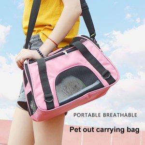 Pet сумка дышащий открытый кот клетка щенок нес на ремне сумки переносной сумки животное мешок несущей любимчика плеча для домашние животные собака кошка