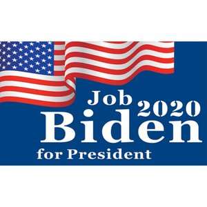 2020 JOE BIDEN Election Flag 90x150cm American President Election Flag Biden 2020 Flag Biden Election Banner ZZA2251 30Pcs