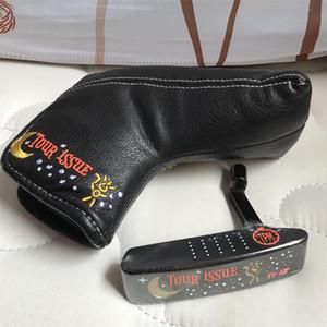 T.P.MILLS TOUR DI EMISSIONE TI-12 Putter testa TP MILLS ricavata dal pieno CNC Golf Club Destra Sport a mano (prezzo è capo + headcover, senza albero e la presa)