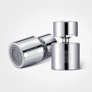 Youpin Diiib grifo de la cocina aireador difusor de agua pelele de aleación de zinc de ahorro de agua Filtro de cabeza de la boquilla Toque Modo Doble conector