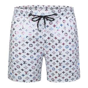2020 Verão Shorts Carta imprimir Conselho Mens boardshort Praia Surf Shorts Calças de alta qualidade Givency Homens Medusa Swim Shorts