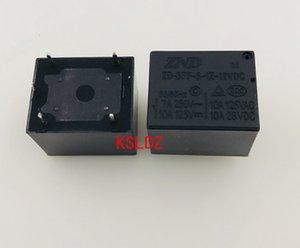 Бесплатная доставка серия (5 частей / серия) оригинальный Новый ZD-3FF-S-1Z-M-12VDC SRD-12VDC-SL-C DC12V 7 5Pins силовых реле