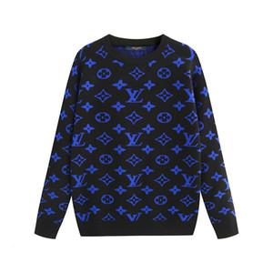 Hotsale Homens Mulheres camisola wollen Luxo Sweater Knitting Woolly Moletons Moda Casacos com capuz Casual Blusa pulôver T45 B103549L
