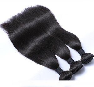 The special link for customer best quality Natural color Straight Hair Bundles 4 pieces 30 inch
