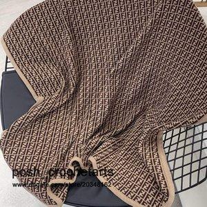 Coperte Fashion Designer per Blanket regalo appena nato cotone Designer Viene fornito con sacchetto di carta regalo Packaging Qualità Designer materie del bambino