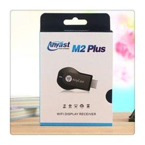 1080 P AnyCast WiFi Display Receptor 2.4G HDMI DLNA Airplay Miracast TV Suporte Dongle Miracast DLNA Acessórios de Áudio de Alta Qualidade