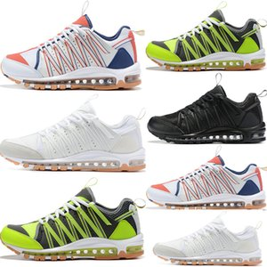 New Men CLOT Haven Volt Dark Gray Pure Platinum Athletic Fashion Sneakers Jogging Sports Shoes