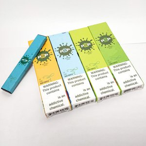 New POP Disposable Device Pod Starter Kit 280mAh Battery 1.2ml Cartridge Vape Pre-filled Pen DHL Free