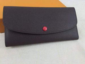 L153 tasarımcı cüzdan lüks cüzdan tasarımcı lüks çantalar kart sahibinin kadın çanta hakiki deri cüzdan bayan bayanlar uzun çanta