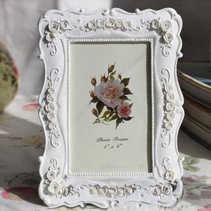 Künstliche Farbige Zeichnung Fotos Rahmen Qualität Bilderrahmen 6 Größen Fotos Rahmen Für Desktop Wohnkultur Beste Hochzeitsgeschenk