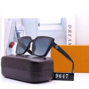2020 Womens Big Frame Sunglasses Oversized Women Popular Driving Sunglass Buffalo Horn Lentes Ladies Eyewear Polarized Sun Glasses UV400 Hot