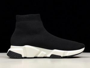 Yeni Çorap Ayakkabı Hız Eğitmen Nefes Sneakers Hız Eğitmen Çorap yarışı Koşucular siyah ayakkabı erkek ve kadın spor ayakkabı 36-45