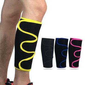 1 шт. Гетры мужчины женщины регулируемая компрессионная упаковка legwarmers спорт защиты ног рукав рукав новый