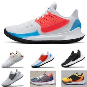 2020 yeni Kyrie Irving 2 yıldızlı PE DÜŞÜK 2 TN Sunset Elite İçin Erkek Basketbol Ayakkabı Atletik Spor Sneakers