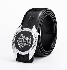 2019 nuevo nombre marca diseñador cinturón masculino de alta calidad de los hombres cinturón de lujo hebilla de ocio del cinturón 110 a 125 envío gratis