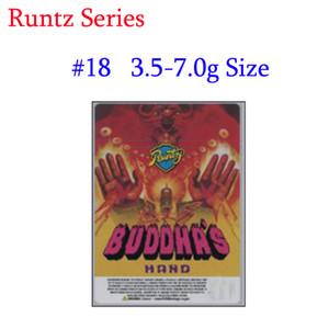 농담의 UP! OG V Gruntz 하와이 마이애미 런트 복숭아 Kobbler의 마일 라 가방을 비닐 봉지에 웨스트 브롬 포장 화이트 핑크 Runtz