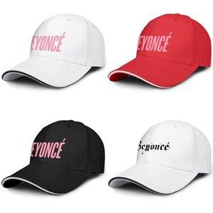 Beyoncé-Halo Camionista regolabile Sandwich Hat Fashion Design Baseball Classic cap Beyoncé-Mathew Knowles-Beyoncé-Love-on-Top Beyonce