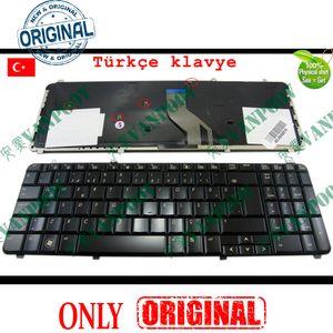 New Laptop keyboard for HP Pavilion DV6 DV6T DV6-1000 dv6-2000 Glossy Black Turkish TR Version - 9J.N0Y82.H0T
