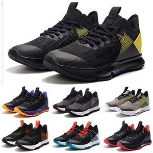 2020 Shoes New Man Lebron Witness IV 4 EP Crianças Basquetebol roxo Athletic Gym Trainers Olímpico Moda Masculina Tênis