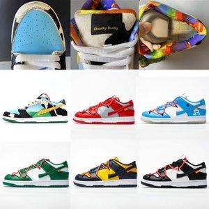 1 Travis Scotts Fearless Obsidian safari Mens shoes Dunk 1s Ben Men Sport SB Low Pro QS Chunky Dunky CU3244-100 Designer Sneakers 35R4FM#