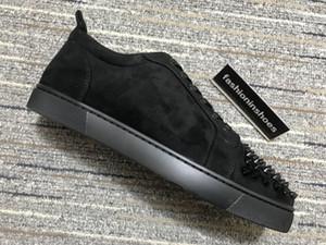 Новые дизайнерские туфли звезда хрусталь Martin Vintage Junior Spikes Orlato мужские плоские красные днища GZ Kanye Runner Trainer платформа Triple Chaussures