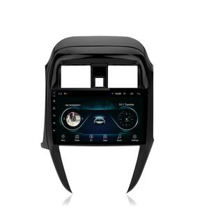 Radio de coche Android con GPS preciso vidio HD1080 pantalla multitáctil excelente micrófono música de alta calidad para Nissan sunny 9inch