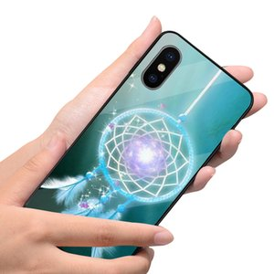 Dreamcatcher Phone case for Xiaomi Redmi 6 pro 7 7A 8 8A K20 K30 Note 4 5 6 7 8 Pro shockproof Mirror cases drop shipping