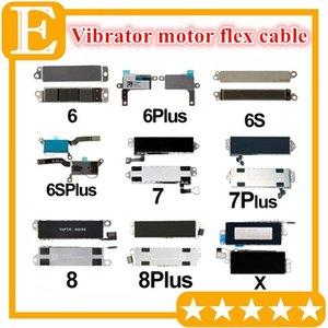 Testé travail Vibrator Câble Flex pour iPhone 6 7 8 6S Plus X Câble Flex Motor Moblie Phone pièces de rechange