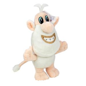 25cm russe Cartoon TV Booba Buba jouet en peluche Poupée Peluches petit cochon en peluche blanc jouets pour enfants