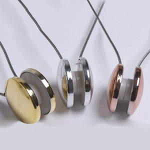 Installazione semplice magnete due round libero Curtain Fibbie Soggiorno Bracciali supporto magnetico fibbia Finestra Accessori