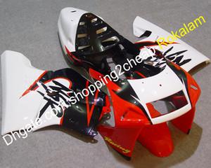 Per Honda Cowling NSR250R NSR 250R MC21 NSR 250 R 1990 1991 1992 1993 Carenature per carrozzeria bianco rosso nero (stampaggio a iniezione)