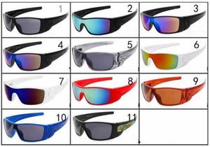 Tasarımcı Drving Cam Gözlük Yeni Moda Spor Güneş Erkekler / Kadınlar Marka Balıkçılık Güneş Erkekler Güneş Gözlükleri 11 Renkler