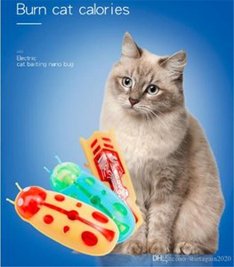 15 шт. / лот существо нано ошибка электронная кошка собака домашние животные игрушка роботизированное насекомое для детей розыгрыши игрушки удивительные насекомые игрушки поставки