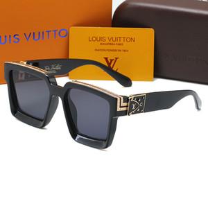 Las mejores marcas de moda las gafas de sol A96006 mujeres de los hombres de la marca piloto diseñador de conducción de sol espejo gafas gafas gafas de damas envío libre