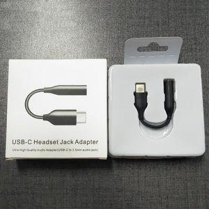 Type-C на 3,5 мм для наушников кабель USB-адаптер 3,1 Тип C USB-C мужчина до 3,5 AUX аудио женский Jack для Samsung Galaxy A60 A80 A6s Примечание 10