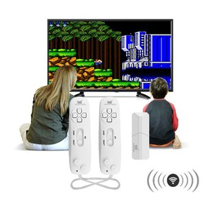 Newest Retro Game Console Support Wireless USB Console Built in 620 Classic Video Game Console Support HDMI TV Out Dual Gamepads