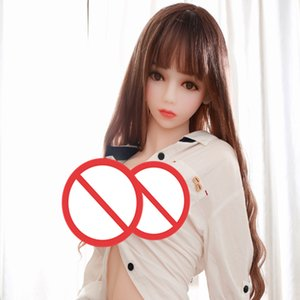 Sex Dolls aufblasbare halbfeste Silikon-Puppe Japanische Voll Oral Love Doll Realistisch Erwachsene für Männer