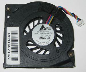 Ventilador para nuc5i5ryh BSB05505HP CT02 BSB05505HP-SM X03 5V 0.40A Cooling Fan BSB05505HP-SM X03